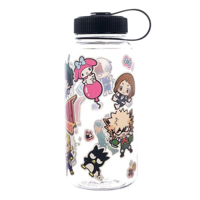 Hello Kitty & Friends My Hero Academia 32 oz. Tritan Water Bottle Sanrio
