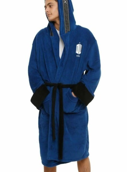 Doctor Who Tardis Robe S/M