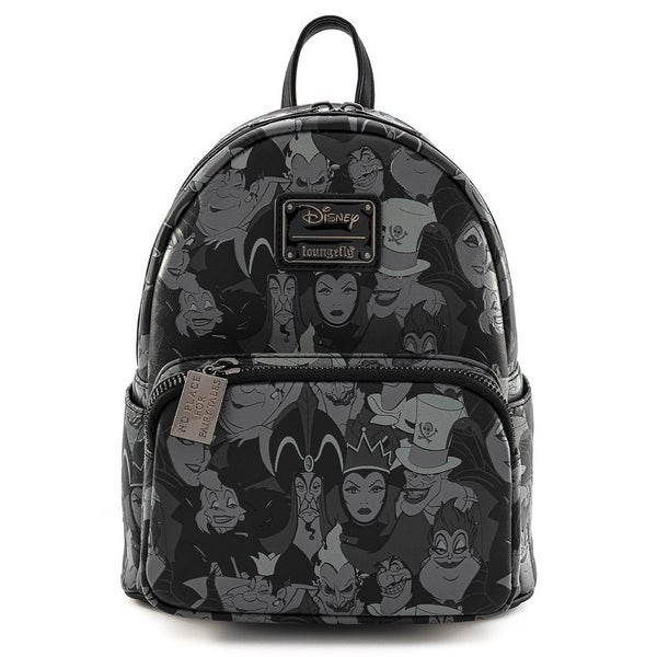 Disney Villains Embossed Mini Backpack or Set Loungefly