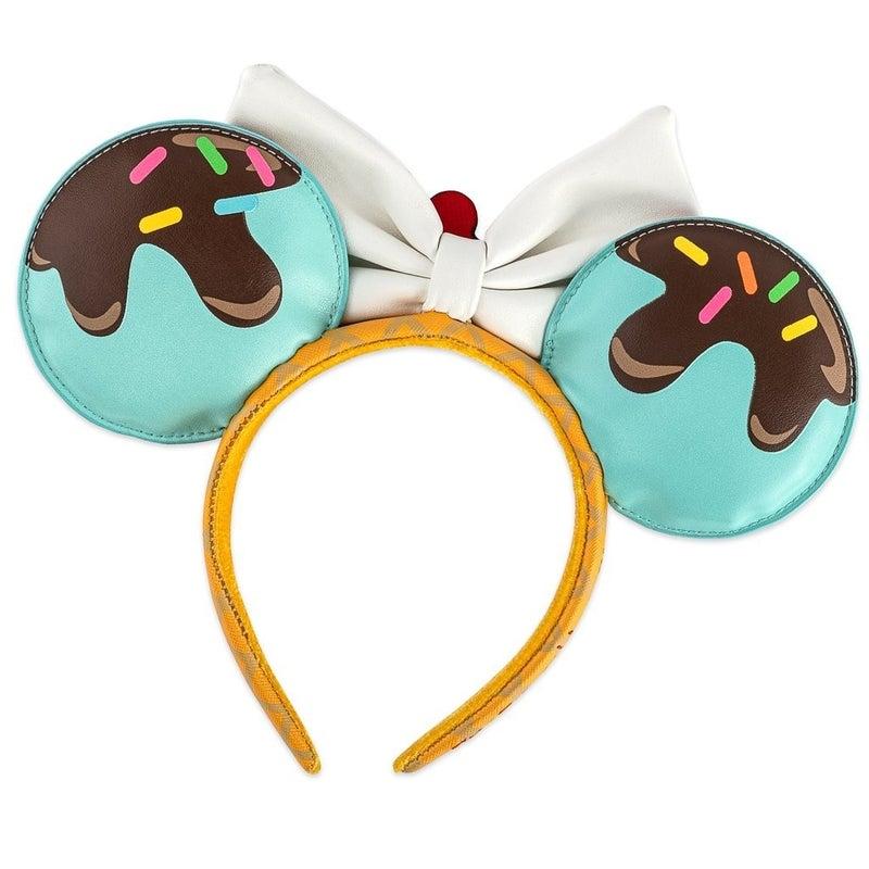 Minnie Mouse Sweet Treats Icecream Ears Loungefly