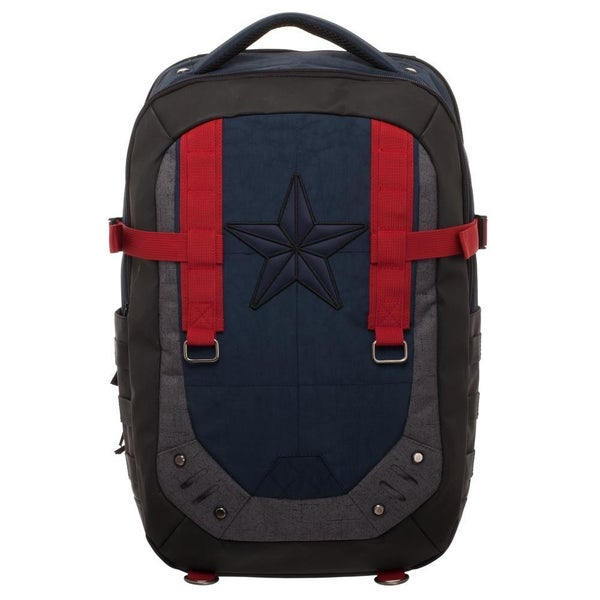 Marvel Captain America Laptop Backpack