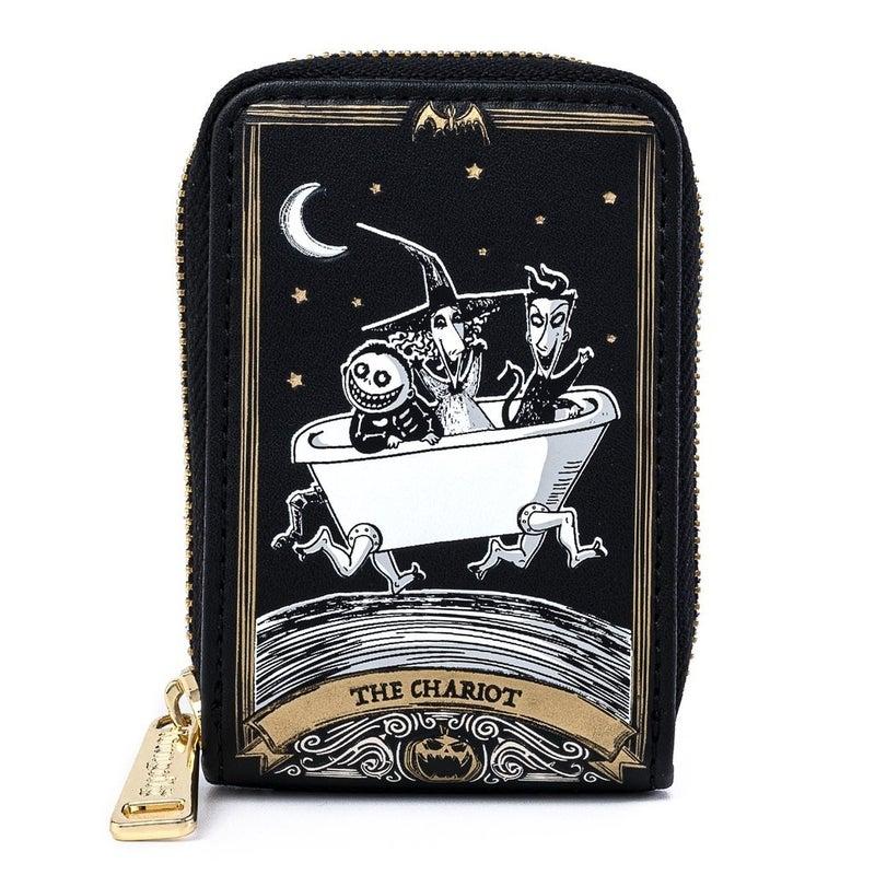 NBC Nightmare Before Christmas Tarot Card Mini Backpack or Set Loungefly