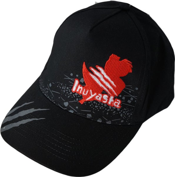 InuYasha Silhouette Adjustable Cap