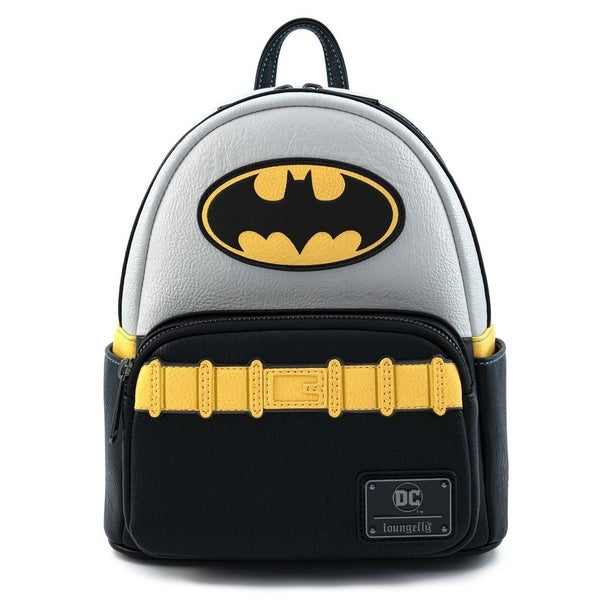 Batman Vintage Cosplay Mini Backpack, Wallet or Set Loungefly DC Comics