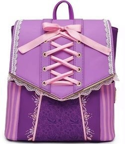 Rapunzel Dress Cosplay BACKPACK Loungefly