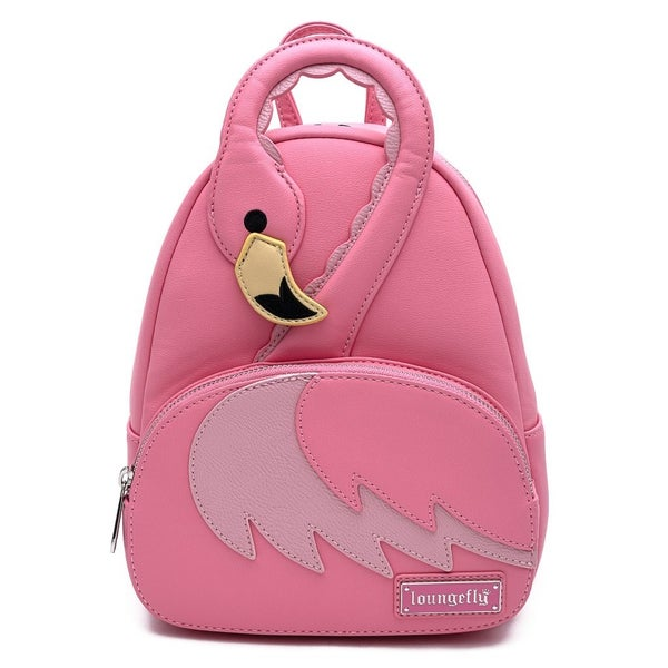 Pool Party Flamingo Mini-Backpack Loungefly