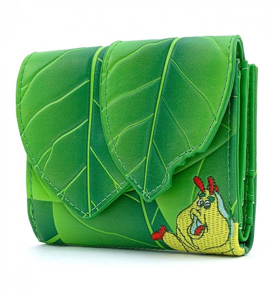 A Bug's Life Leaf Flap Wallet Loungefly