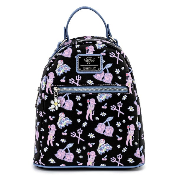 Valfre Lucy Art AOP Mini Backpack Loungefly