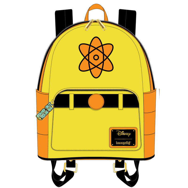 Goofy Movie Powerline cosplay Mini Backpack Disney by Loungefly PRE-ORDER expected late May