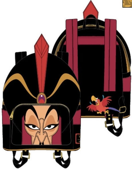 Aladdin Jafar Cosplay Mini Backpack Bambi Disney Loungefly PRE-ORDER Delivery expected late January