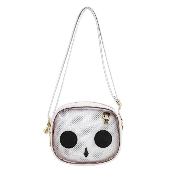 Harry Potter, Hedwig Pin Trader Crossbody POP Loungefly PRE-ORDER expected late March