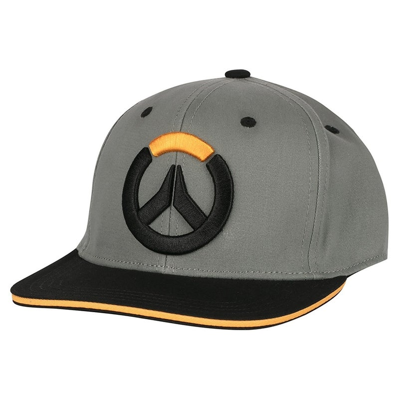 Overwatch Blocked Stretch Fit Hat L/XL