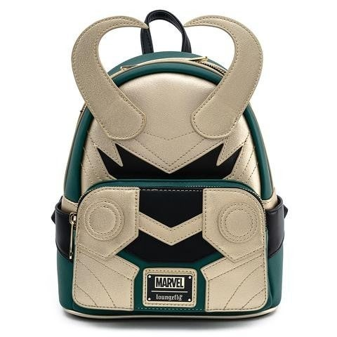 Classic Loki Marvel Mini Backpack LOUNGEFLY