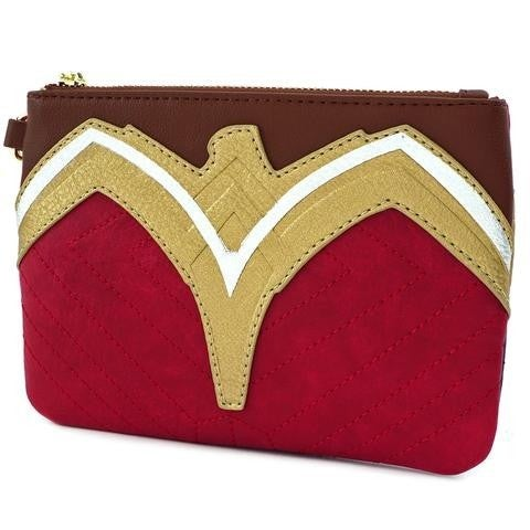 Wonder Woman Cosplay Wristlet / Wallet DC Comics Loungefly