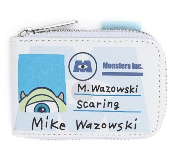 Monster's Inc Accordion Cardholder Wallet Loungefly
