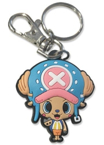 ONE PIECE - CHOPPER PVC KEYCHAIN 2''