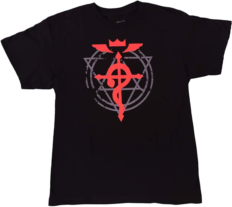 Full Metal Alchemist Flamel Cross t-shirt