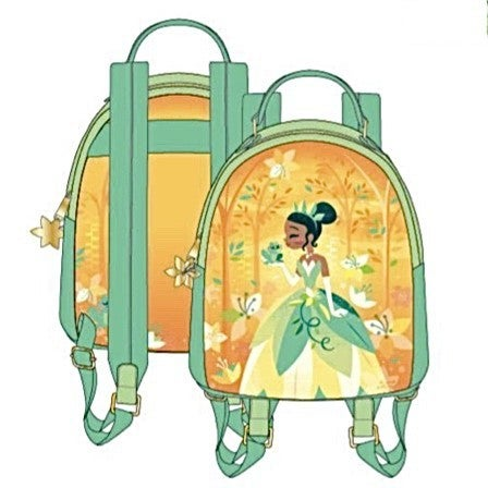 TIANA SET, MINI BACKPACK or WALLET option [PRE-ORDER - OCTOBER DELIVERY] LOUNGEFLY