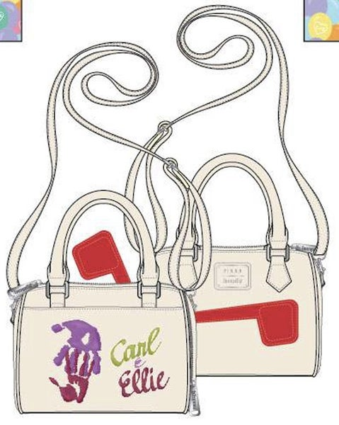 Up Carl & Ellie Mailbox Crossbody Loungefly PRE-ORDER Nov/Dec