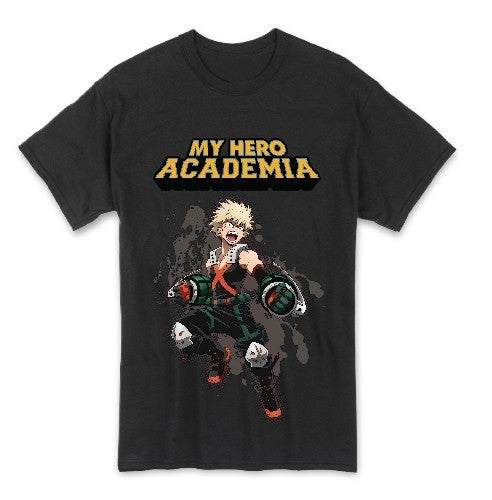 MY HERO ACADEMIA BAKUGO T-SHIRT