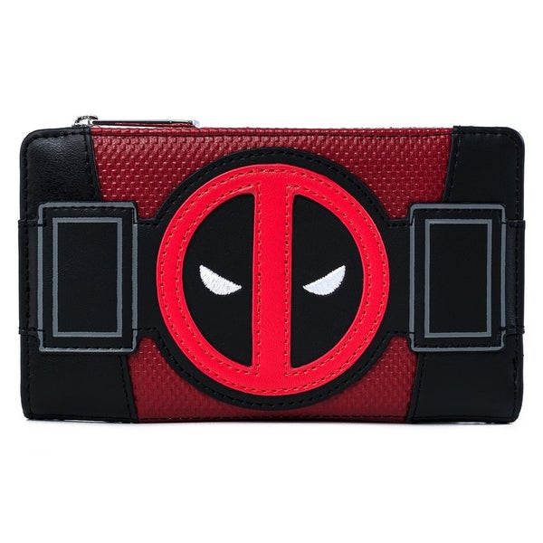 Deadpool Merc W/ a Mouth Wallet LOUNGEFLY
