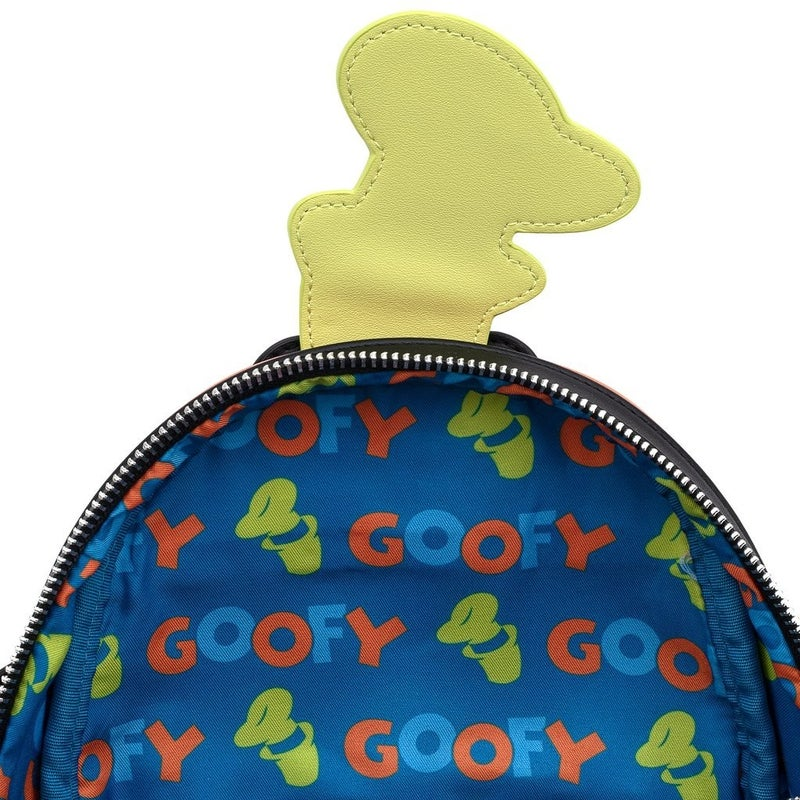 Disney Goofy Cosplay Mini-Backpack and / or Wallet Set Loungefly PRE-ORDER