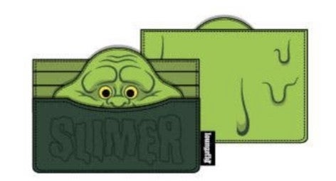 Ghostbusters Slimer Wallet Loungefly - PRE-ORDER  Late February