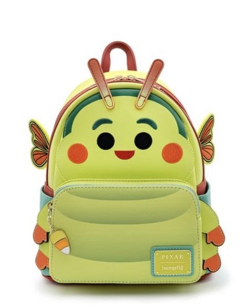 A Bug's Life Heimlich Butterfly Mini Backpack and/or Wallet Loungefly