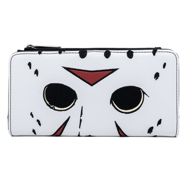 FRIDAY the 13TH Jason Mask Wallet LOUNGEFLY