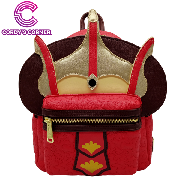 Padme Amidala Exclusive Mini Backpack Loungefly  PRE-ORDER Expected late July to early August