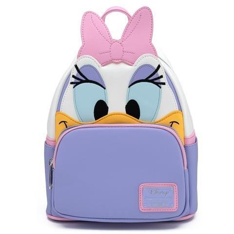 Disney Daisy Cosplay Mini Backpack Loungefly