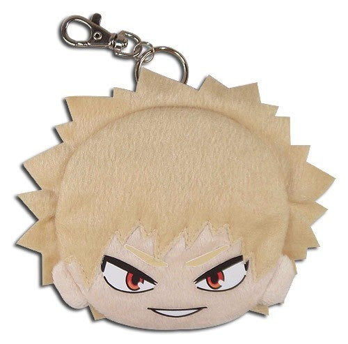 MY HERO ACADEMIA - BAKUGO PLUSH COIN PURSE