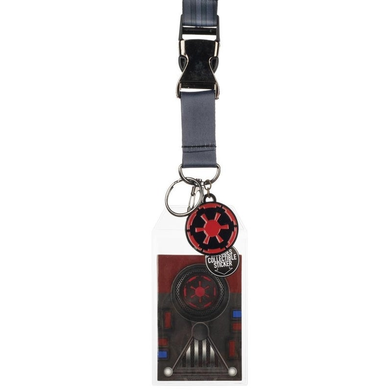 Star Wars Imperial Suit-Up Lanyard