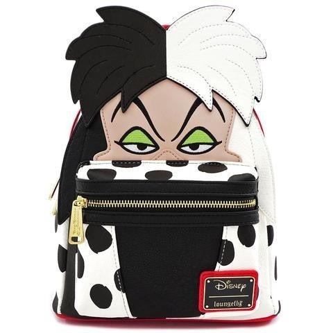 Cruella De Vil Cosplay Mini Backpack Disney Loungefly