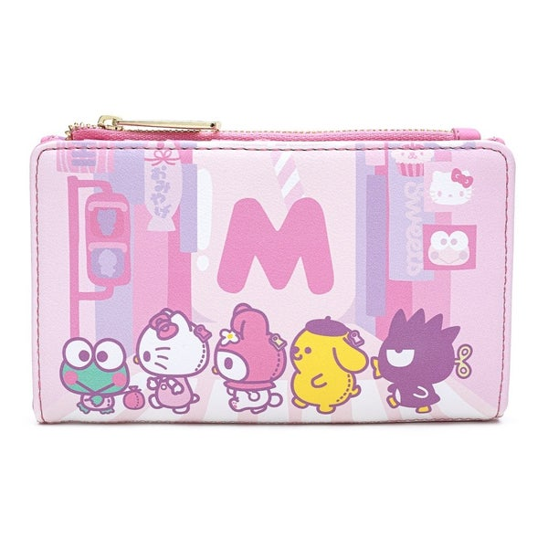 SANRIO: HELLO KITTY  Kawaii Flap Wallet LOUNGEFLY