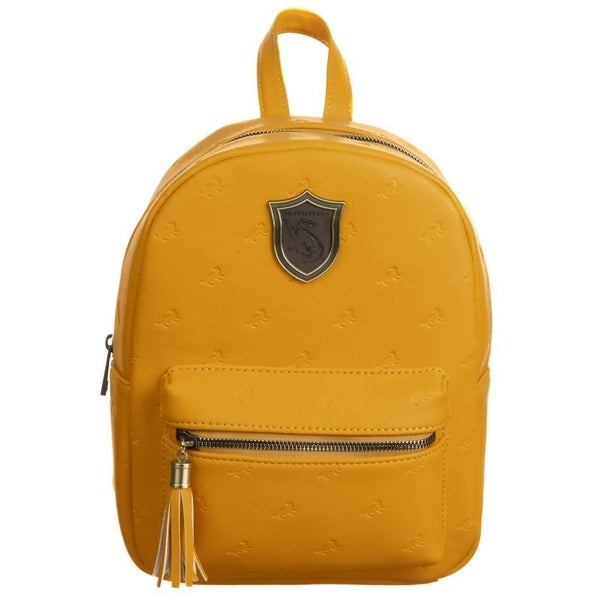Hufflepuff PU Mini Backpack bioworld