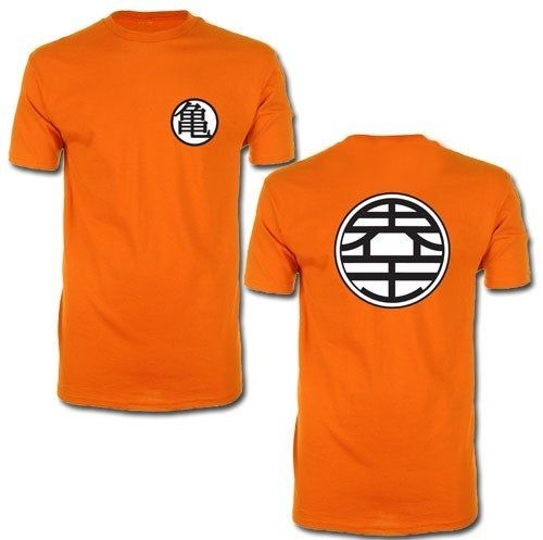 DRAGON BALL Z - GOKU KAME SYMBOL T-SHIRT