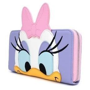 Disney Daisy Cosplay Wallet Loungefly