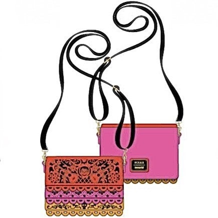 Coco Diecut Party SET and CROSSBODY options  [PRE-ORDER - OCTOBER DELIVERY] LOUNGEFLY