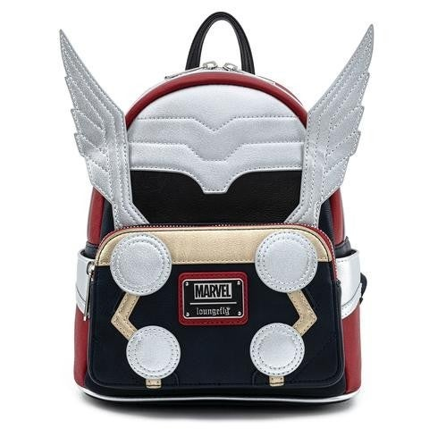 Classic Thor Marvel Mini Backpack Loungefly