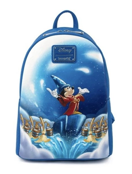 Fantasia Sorcerer Mickey Mini BACKPACK Loungefly