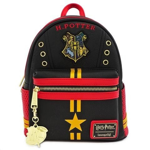HARRY POTTER TRIWIZARD CUP COSPLAY MINI BACKPACK AND/OR WALLET LOUNGEFLY