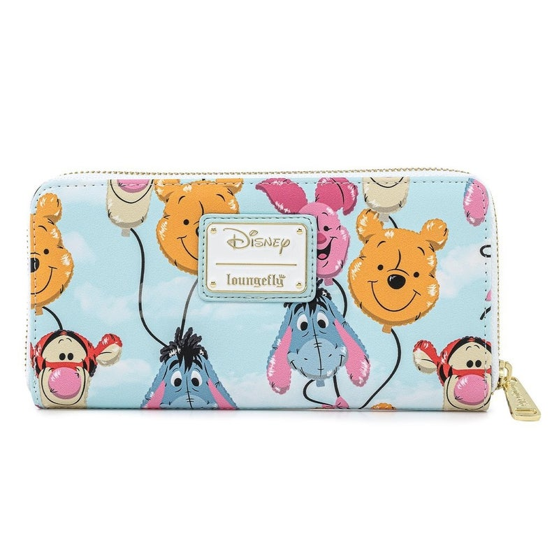 Winnie the Pooh Balloon Friends  Wallet Loungefly