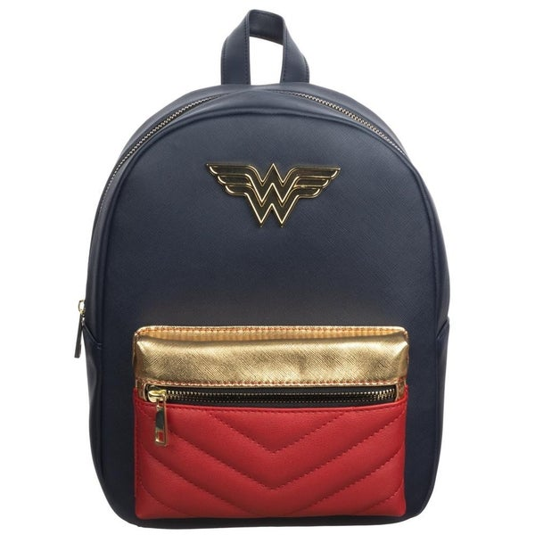 Wonder Woman Mini Backpack Bioworld