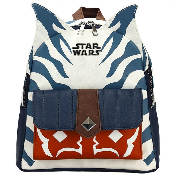 Star Wars Ahsoka Tano Cosplay Mini Backpack Bioworld