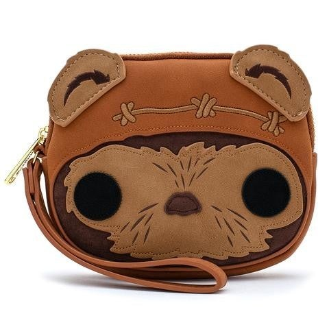 Star Wars Wicket Pop! by Loungefly Wristlet Loungefly
