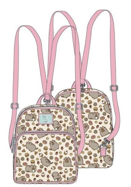 Pusheen Snackles Mini Backpack  [PRE-ORDER - SEPTEMBER DELIVERY] LOUNGEFLY