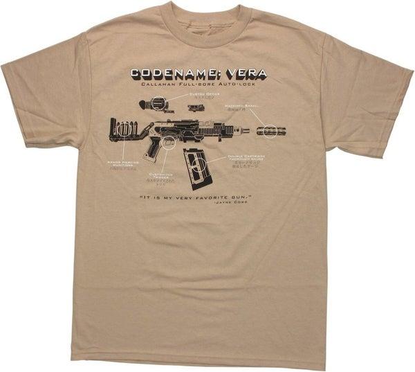 Firefly Code Name Vera t-shirt
