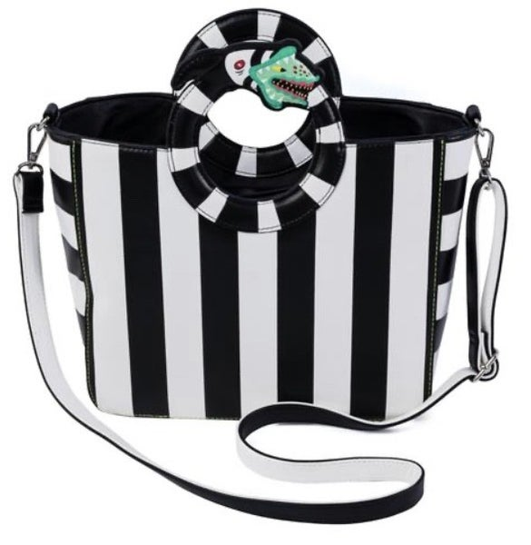 BEETLEJUICE Sandworm Handle Crossbody