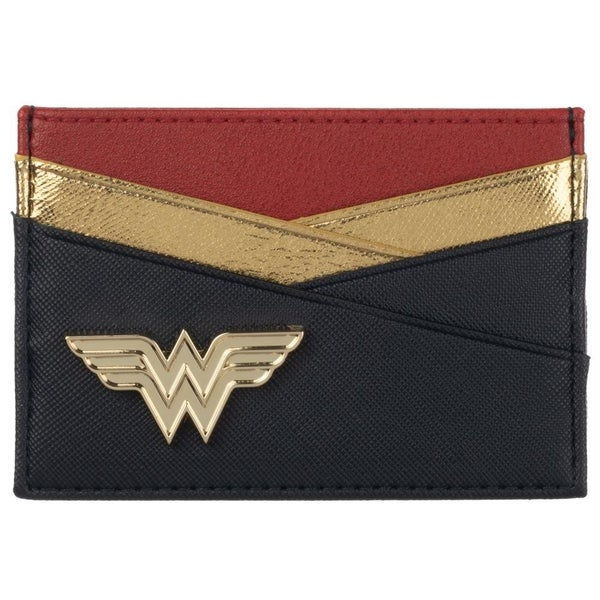 DC Comics Wonder Woman Card Wallet